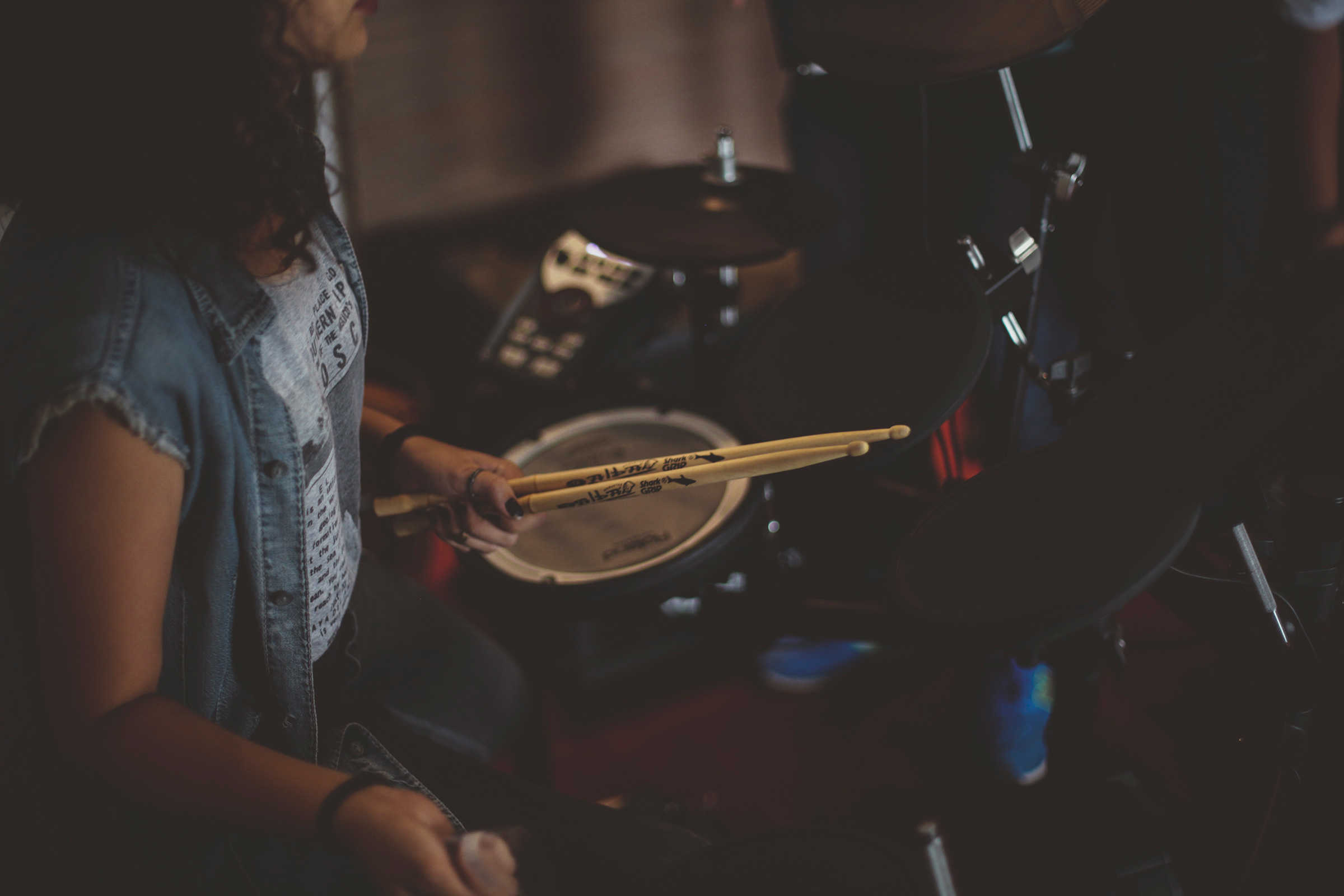 The Passion of Playing Music